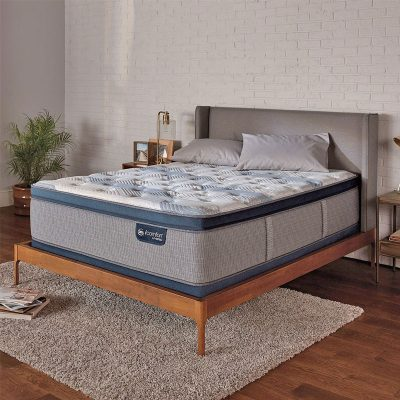 Serta-iComfort-Hybrid-Blue-Fusion-300-Plush-Pillow-Top