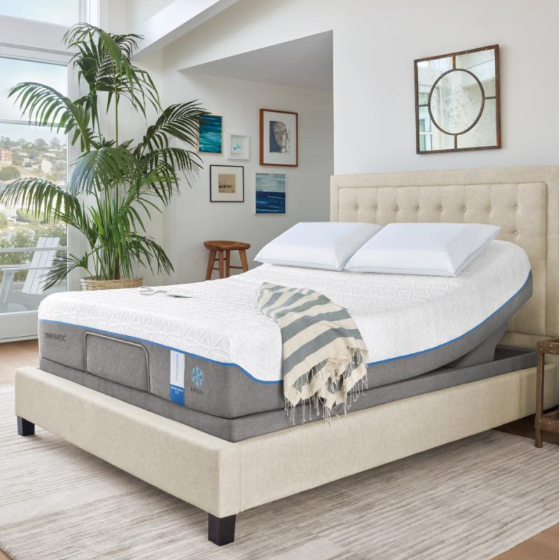 Tempur Cloud Collection Supreme Breeze 2 0 Miami Mattress