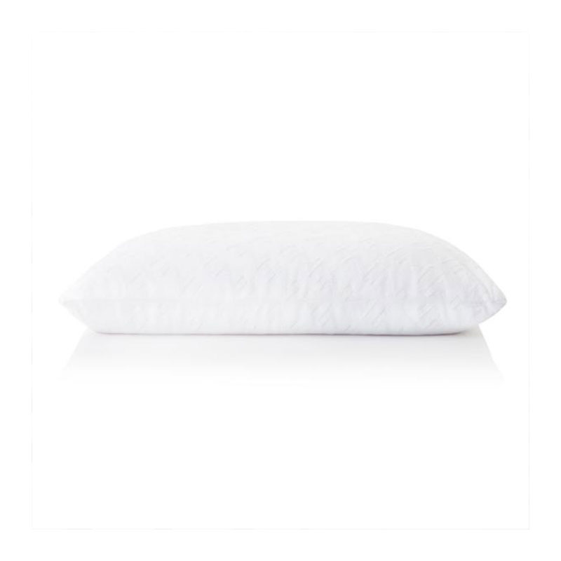 cotton standard pillow outer com covering latex amazon dp firm iool all talalay organic natural with