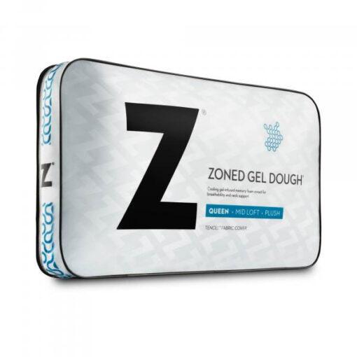 Zoned Gel Dough Pillow