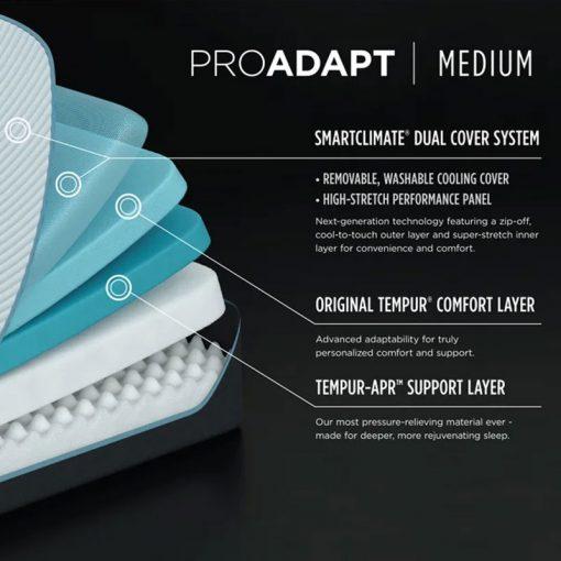 Tempur-Pedic-Pro-Adapt-Medium