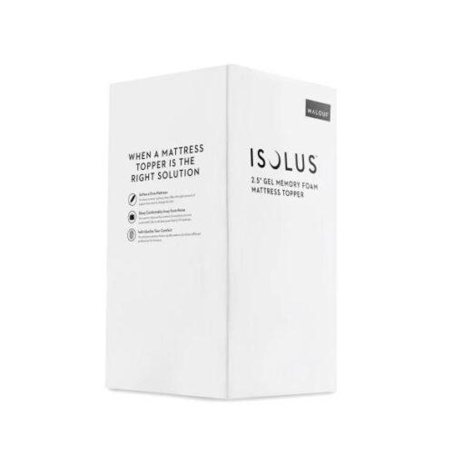 Isolus-2.5-Gel-Memory-Foam-Mattress-Topper