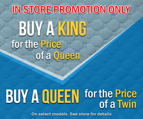 Buy a King for the Price of a Queen